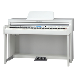Classic Cantabile DP-A 610 E-Piano Weiß matt
