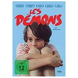Les Démons - Die Dämonen - DVD  Filme