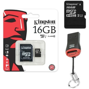 Original Speicher Kingston MicroSD 16 - 256GB Für Samsung Galaxy Xcover 4/ 3/ 2