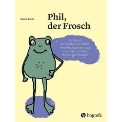 Phil, der Frosch