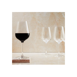 BUTLERS Rotweinglas SANTÉ 6x Rotweinglas 480ml, Kristallglas