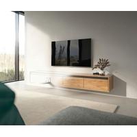 DeLife Lowboard Lowboards Set für Lowboards TV-Tisch Schwebend