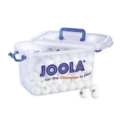 """Joola Tischtennisbälle """"Training SH"""" - 144er Ballbox,weiß,"""