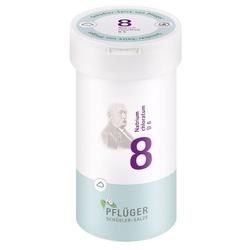 BIOCHEMIE Pflüger 8 Natrium chloratum D 6 Pulver 100 g