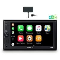 Sony XAVAX15KITEUR Autoradio (Digitalradio DAB+ 55 W)