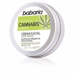 CANNABIS crema facial nutrición y bienestar 50 ml
