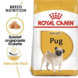 Royal Canin Adult Mops Hundefutter 2 x 3 kg