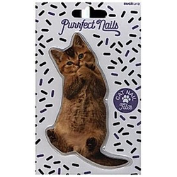 Nail Files - Cat, Nagelfeile
