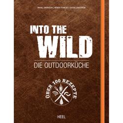 INTO THE WILD - Kochbücher