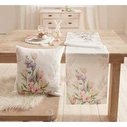HomeLiving Tischläufer Tulpenliebe