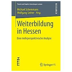 Weiterbildung in Hessen - Buch