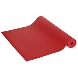 yogabox Yogamatte Premium 183 x 60 x 0.45 cm rot