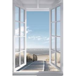 Deco-Panel Fenster zur Nordsee