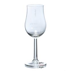 Scheibel Aroma Glas mit Stiel