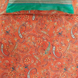 BASSETTI Burano orange (155x220+80x80cm)