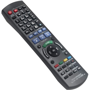 N2QAYB000616 Ersatz Fernbedienung - VINABTY N2QAYB000616 Blu-ray Disc Recorder IR6 Fernbedienung für Panasonic DMR-BWT700EC Dmr-bwt700 DMR-BST700EG DMR-BST700 DMR-BST701 DMR-BST800 DMR-BWT800 Remote