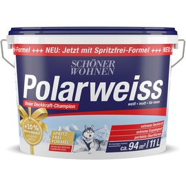 SCHÖNER WOHNEN Polarweiss 11 l matt