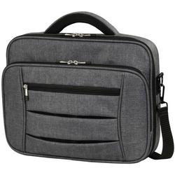 Hama Notebook Tasche Business Passend für maximal: 43,9cm (17,3 ) Grau