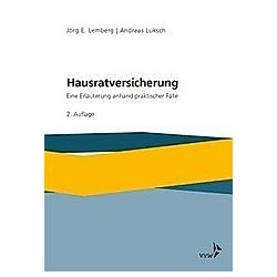 Hausratversicherung. Jörg Lemberg  Andreas Luksch  - Buch