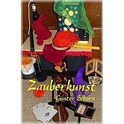 Zauberkunst. Günter Schorn  - Buch