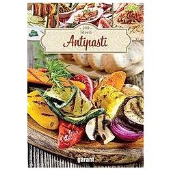 100 Ideen Antipasti - Buch