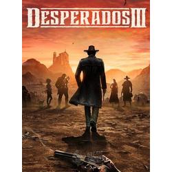 Desperados III (PC) - Steam Key - EUROPE