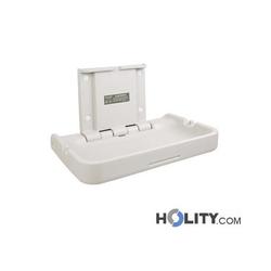 Wand-Wickelbrett für öffentliche Toiletten h464_102