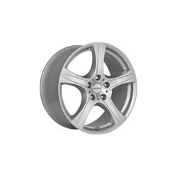 Alufelge RONAL R55 SUV Einteilig Kristallsilber 7.50 x 17 ET 45.00 5x108.00 Wintertauglich