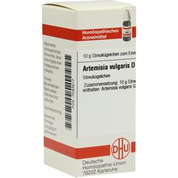 Artemisia Vulgaris D 12 Globuli