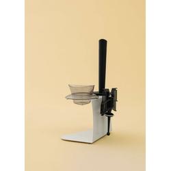 Leckerhelfer - automatisch Lecker Küchenhelfer-Set Zubeör Halter für Thermomix von Leckerhelfer TM5 weiß