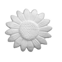 Decosa Wandtattoo Sunflower Ø 140 mm