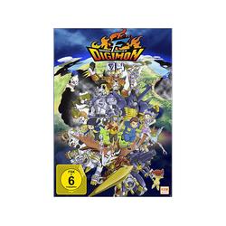 Digimon Frontier - Vol. 1 (Episoden 1-17) DVD