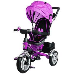 Kinder Dreirad KSF10 Schieber lila