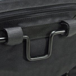 KLICKfix Daypack schwarz