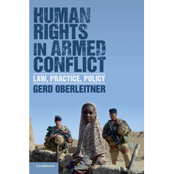 Human Rights in Armed Conflict als Buch von Gerd Oberleitner