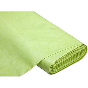Abwaschbare Tischwäsche - Wachstuch Melange, hellgrün