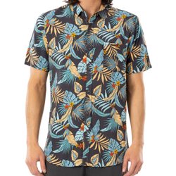 Rip Curl - Hawaiian S/S Shirt Navy  - Hemden - Größe: L