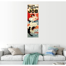 Posterlounge Wandbild, Job Zigarettenpapier 50 cm x 150 cm
