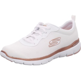 SKECHERS Flex Appeal 3.0 - First Insight white/rose gold 35
