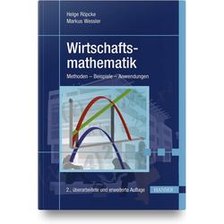 Wirtschaftsmathematik als Buch von Helge Röpcke/ Markus Wessler