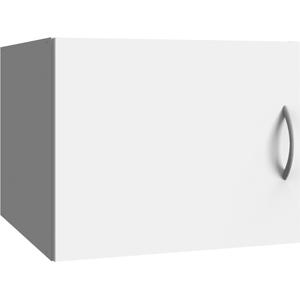 Schrankaufsatz I Multiraumkonzept in weiß