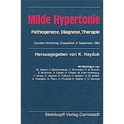 Milde Hypertonie - Buch