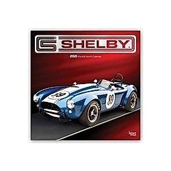 Shelby - Shelby Automobile 2021 - 16-Monatskalender