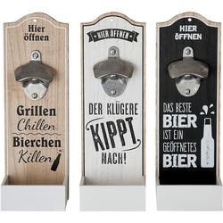GILDE Korkenzieher Gilde Wand-Flaschenöffner