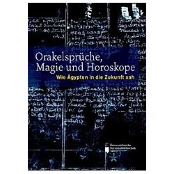 Orakelsprüche  Magie und Horoskope - Buch