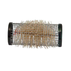 Mex pro Hair Borstenwickler Ø 28 mm Draht Schw. (12 Stück)