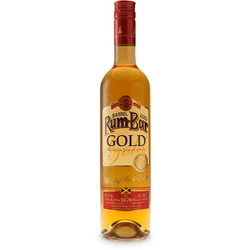 Worthy Park Rum Bar Gold 0,7L (40% Vol.)