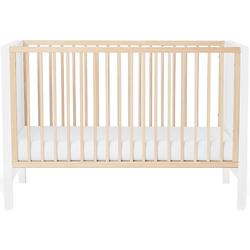 Kinderbett MIA, inkl. Matratze, 60 x 120 cm, weiß