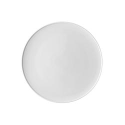 Thomas Porzellan Pizzateller ONO Weiß Teller 32 cm, (1 Stück)
