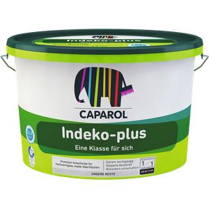 Caparol Indeko Plus weiß - Premium Innenfarbe Wandfarbe - 12,5 Liter